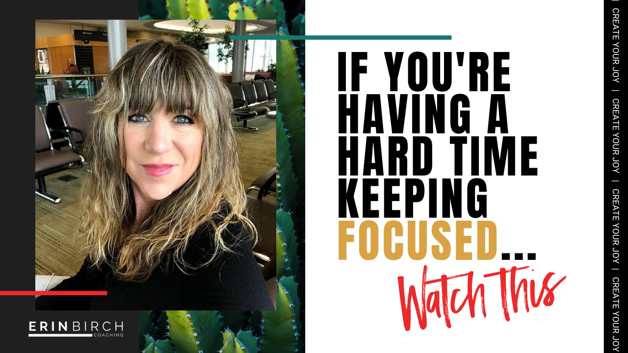 Mindset & Productivity Tips If You're Having A Hard Time Keeping Focused...Watch This