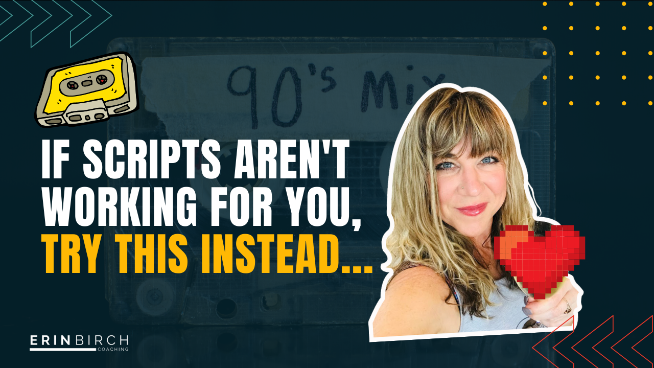 Sales Prospecting Tips If Scripts Aren't Working For You, Try This Instead