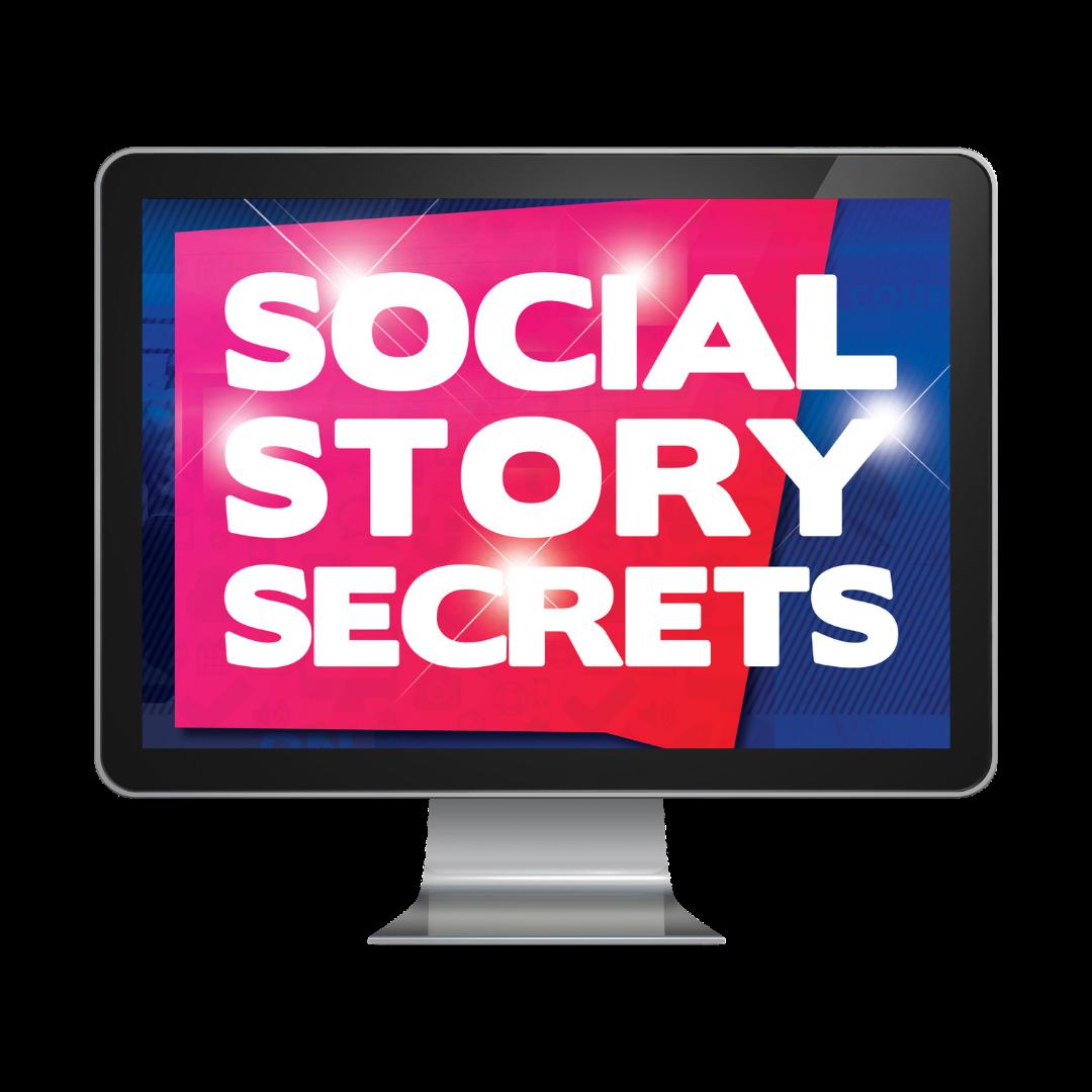 Social Story Secrets
